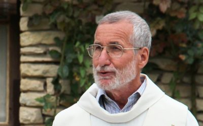 Fr. Jean-Baptiste, aumônier d'hôpital