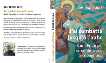Livre : Confidences de François d'Assise
