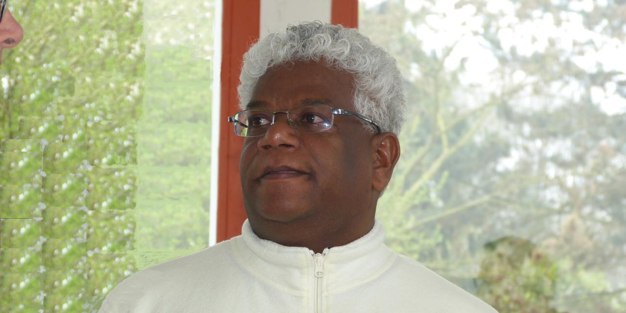 Fr. Patrick, délégué diocésain pour les relations avec les musulmans