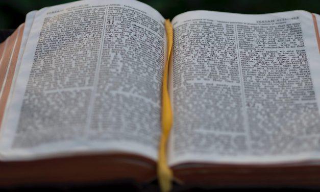 """""""A l'écoute du fils"""" – Fr. Nicolas Morin"""