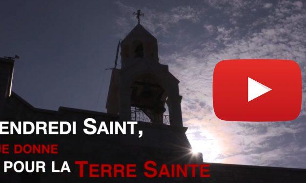 Quête du Vendredi saint, un nouveau souffle