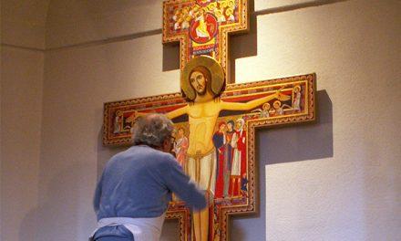 Une nouvelle croix à Bruxelles