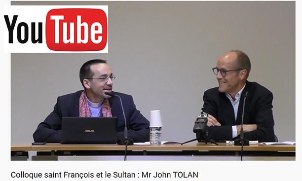 L'intégralité des conférences du colloque en vidéo !