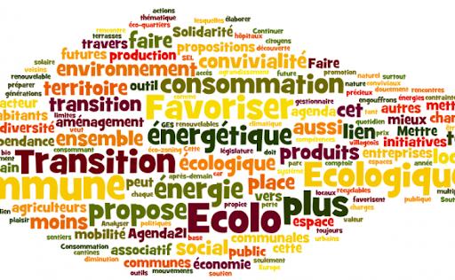 """""""Pour une conversion écologique radicale"""""""