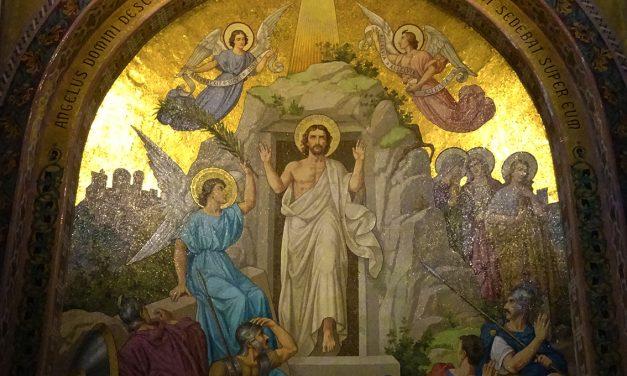 """6ème joie de Marie : """"elles coururent porter la nouvelle aux disciples"""""""