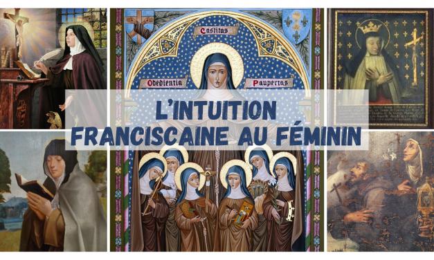 École franciscaine de Paris : l'intuition franciscaine au féminin à l'honneur