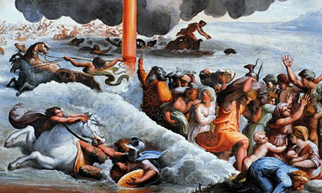 « Le SEIGNEUR, en ce jour-là, sauva Israël de la main de l'Égypte »