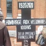100 ANS DE PRÉSENCE FRANCISCAINE EN RD CONGO